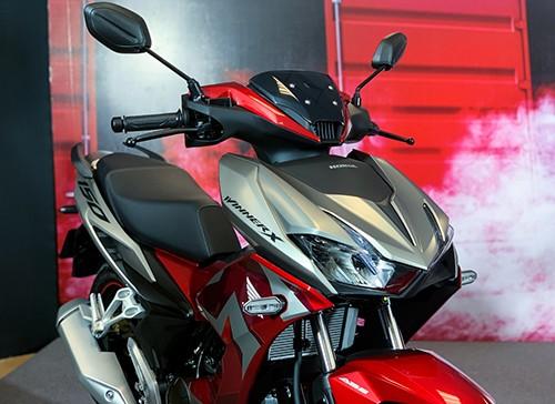 Honda ưu đãi khách mua xe côn tay Winner