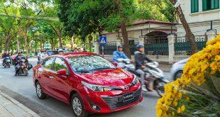 Toyota Vios 2020 – cái vươn vai của kẻ mạnh
