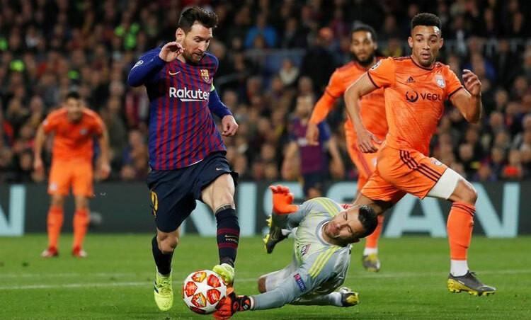 Messi ra ngoài top 5 định giá chuyển nhượng