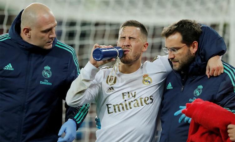 Hazard, Rashford hưởng lợi nhờ hoãn Euro