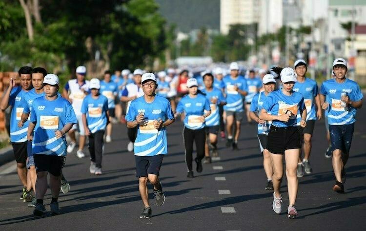 Giải chạy ảo 'Tôi an toàn' cán mốc 2.400 runner