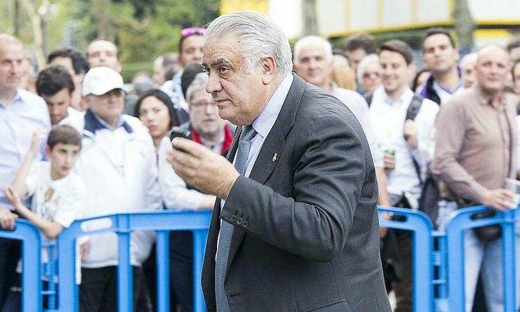 Cựu chủ tịch Real Madrid nguy kịch vì nCoV