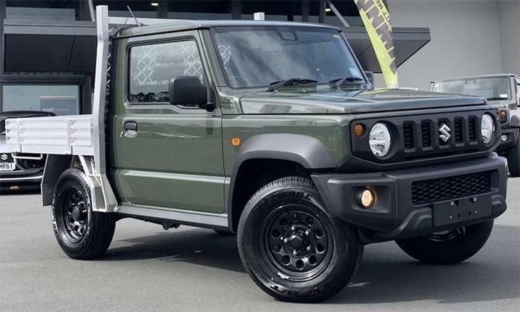 Suzuki Jimny phiên bản xe tải mini