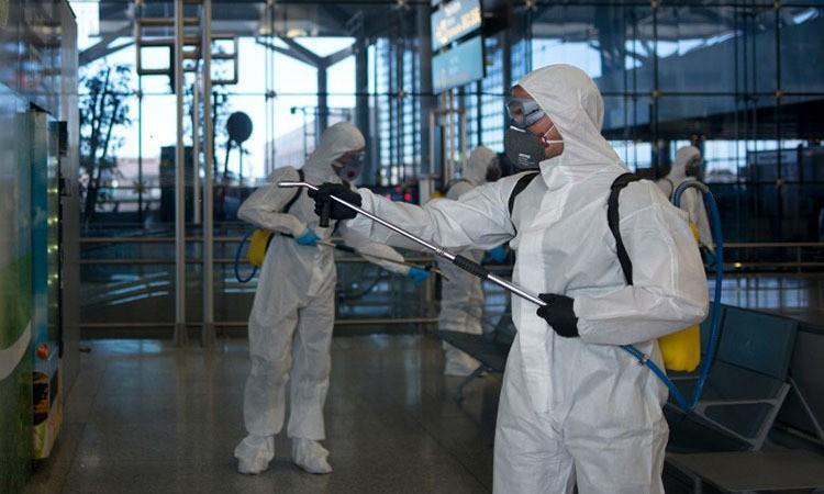 Gần 500 người chết vì nCoV ở Tây Ban Nha