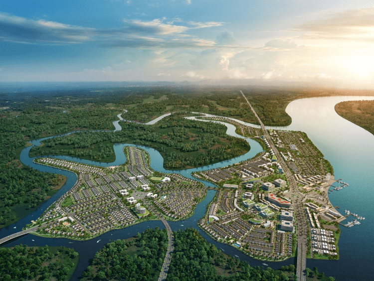 Xu hướng tích hợp công nghệ thông minh vào đô thị sinh thái