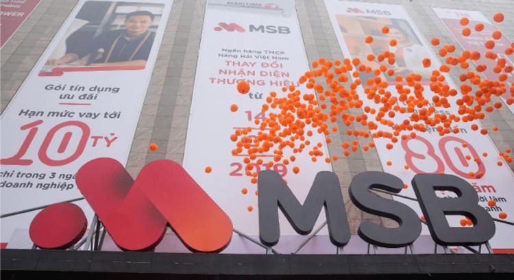 MSB hoàn thành ba trụ cột của Basel II