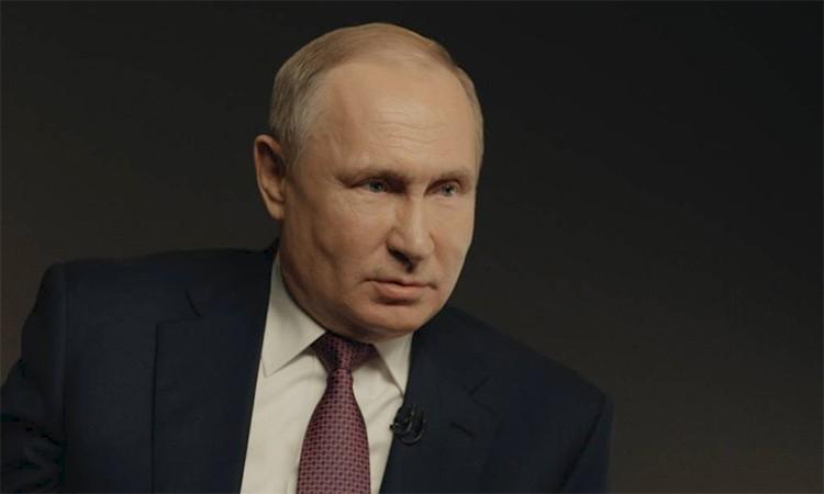 Putin không muốn được gọi là sa hoàng