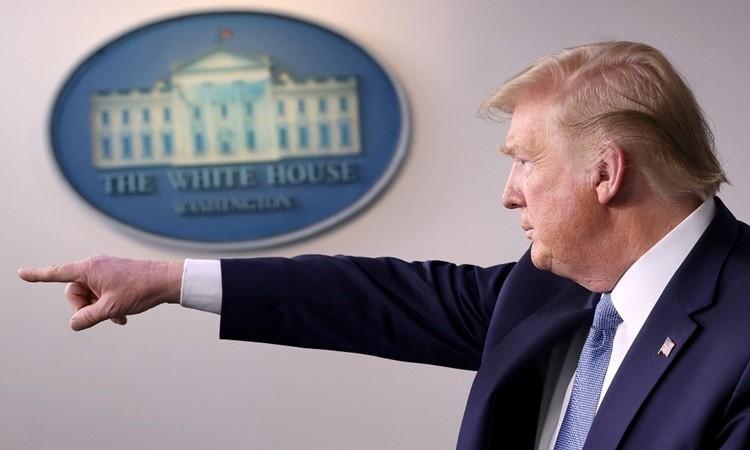 Trump gọi nCoV là 'virus Trung Quốc'
