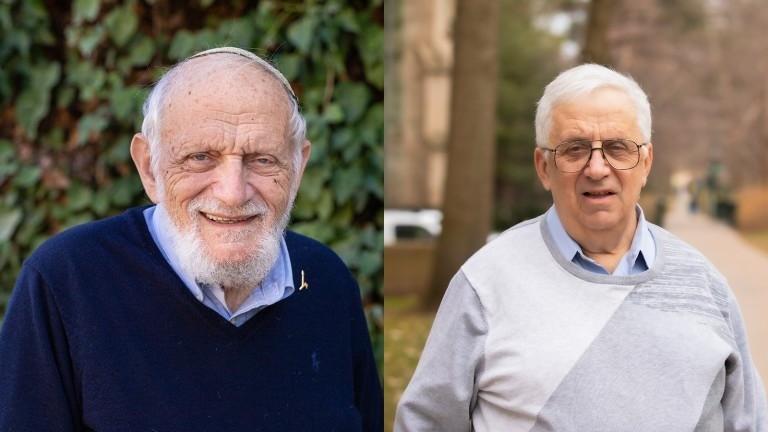 Hai giáo sư giành giải 'Nobel Toán học 2020'