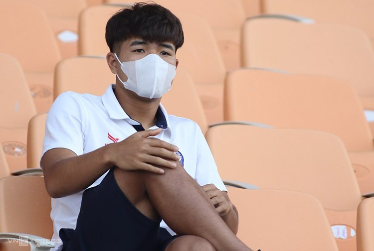 Hà Đức Chinh: 'Tôi sẽ ổn'