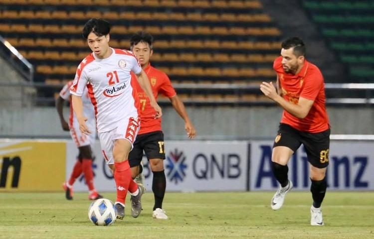 Hoãn AFC Cup