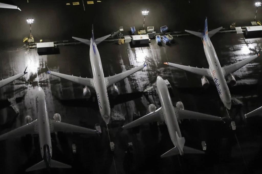 Boeing - hàn thử biểu của kinh tế Mỹ lao đao